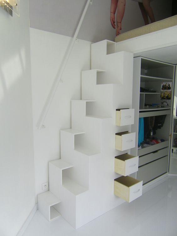 Las Más Bellas Escaleras De Madera Para Interiores Estreno