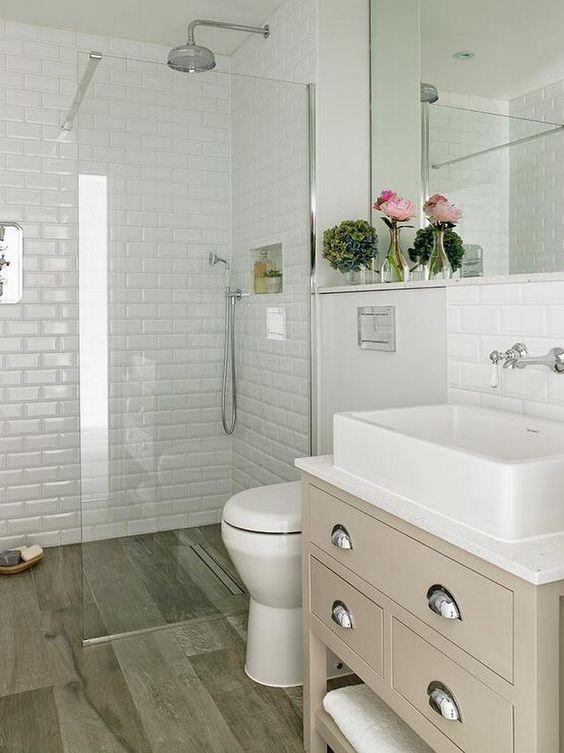 21 duchas modernas para deslumbrar en tu ba o estreno casa for Duchas de bano modernas