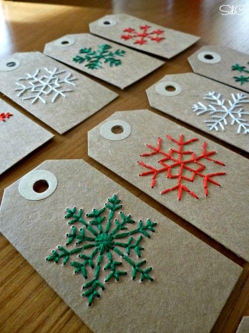 Ideas Para Regalar Navidad Manualidades.Las 21 Mas Bellas Manualidades Para Esta Navidad Estreno Casa