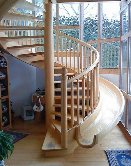 Las Más Bellas Escaleras De Madera Para Interiores Estreno Casa