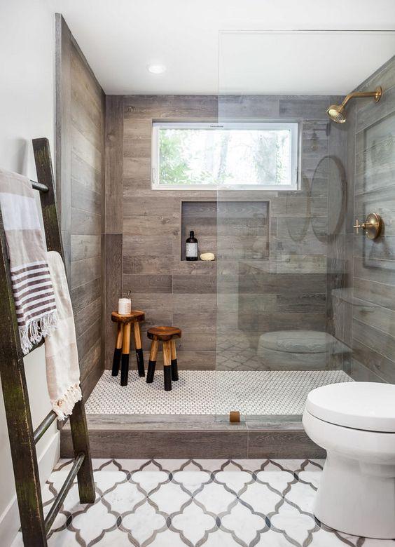 21 duchas modernas para deslumbrar en tu ba o estreno casa for Accesorios para regadera