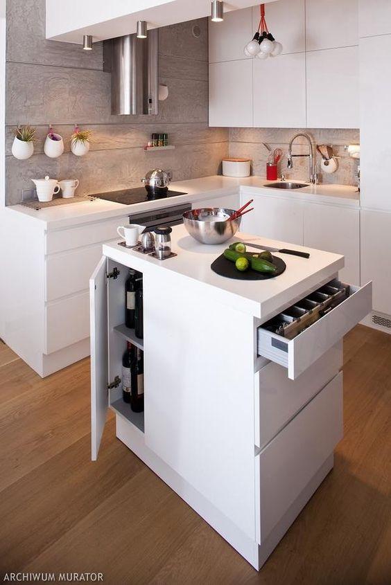 Secretos Para Decorar Tu Cocina Americana - Estreno Casa
