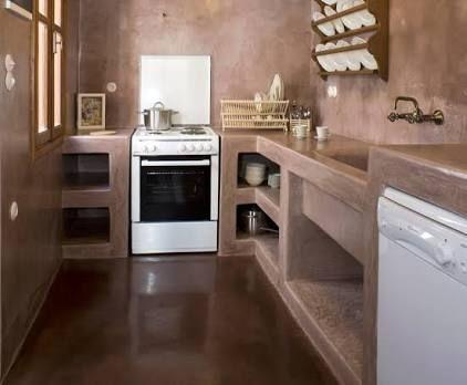 Inspirate Con Estas Cocinas Rusticas De Obra Estreno Casa