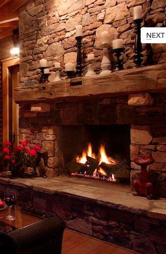 20 tipos de chimeneas que amar s en tu casa estreno casa - Chimeneas de pared ...