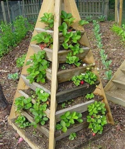 Para Soñar 31 Ideas de Decoración de Jardines Pequeños