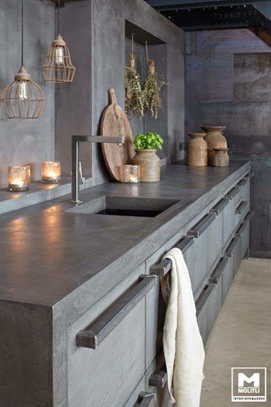 gabinetes de cocina en cemento Secretos Para Decorar Tu Cocina Americana Estreno Casa