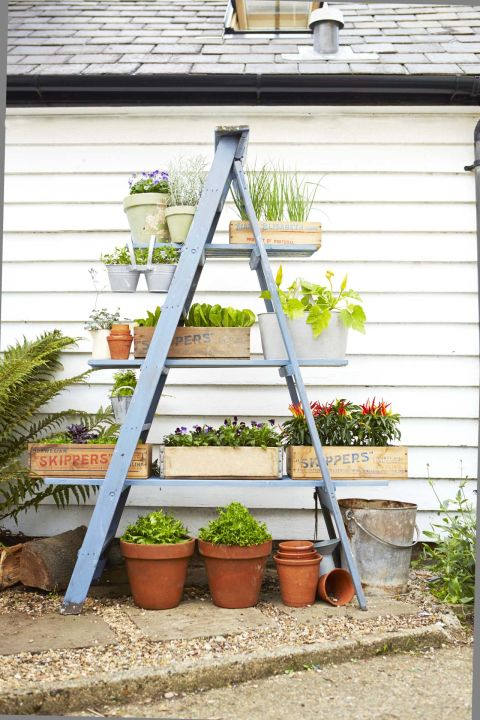 Para so ar 31 ideas de decoraci n de jardines peque os for Ideas decorativas para jardin