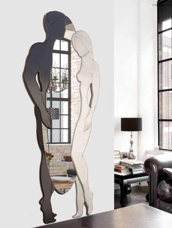Como decorar con espejos de manera f cil tus espacios for Espejos de formas