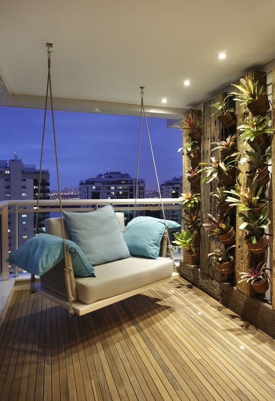 Algunas De Las Más Lindas Terrazas Con Encanto Estreno Casa