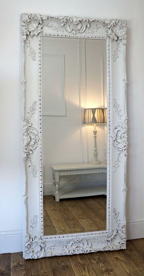 Como decorar con espejos de manera f cil tus espacios - Espejo veneciano antiguo ...