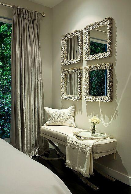 Como decorar con espejos de manera f cil tus espacios - Marcos espejos antiguos ...