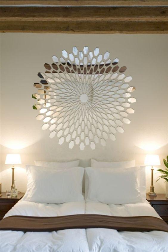 Como decorar con espejos de manera f cil tus espacios for Espejos sin marco