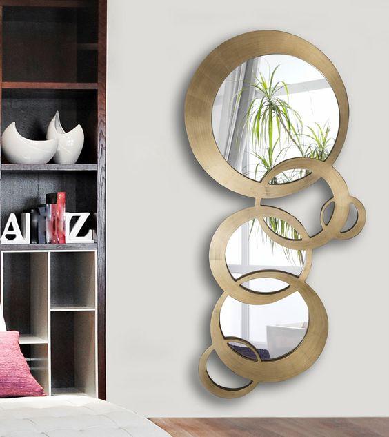 Como Decorar con Espejos de Manera Fácil Tus Espacios - Estreno Casa