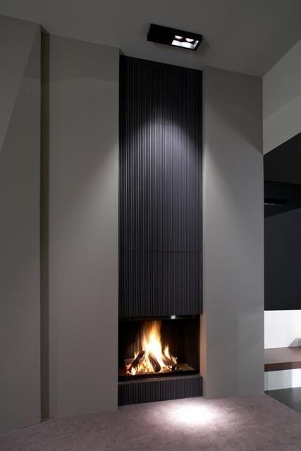 20 tipos de chimeneas que amar s en tu casa estreno casa - Chimeneas minimalistas ...