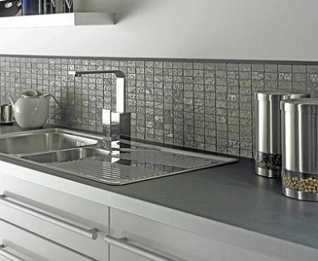 Secretos Para Decorar Tu Cocina Americana Estreno Casa - Revestimientos-para-cocinas-modernas