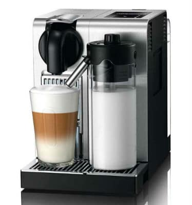 Cafetera Nespresso DeLonghi Lattissima Pro EN750MB