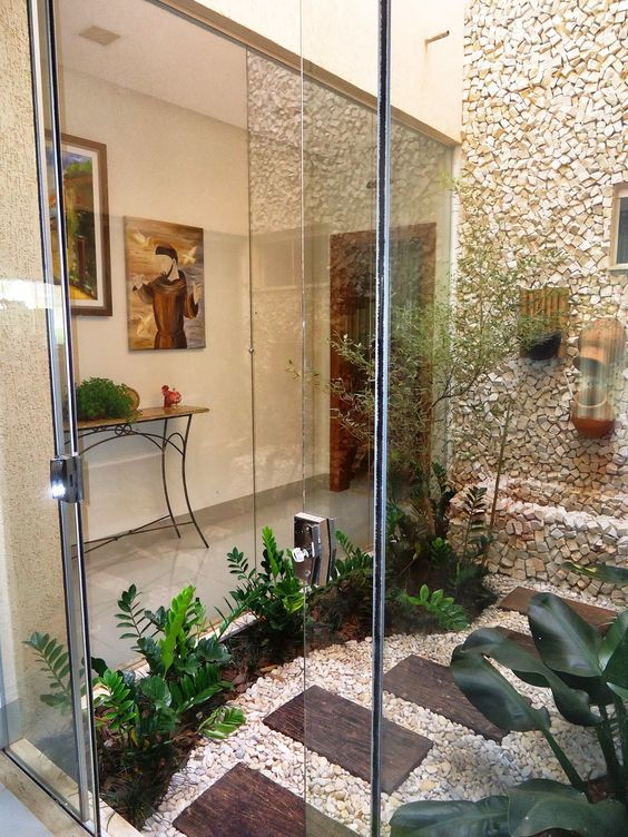 Guia De Patios Y Jardines Interiores Para Esta Temporada Estreno Casa