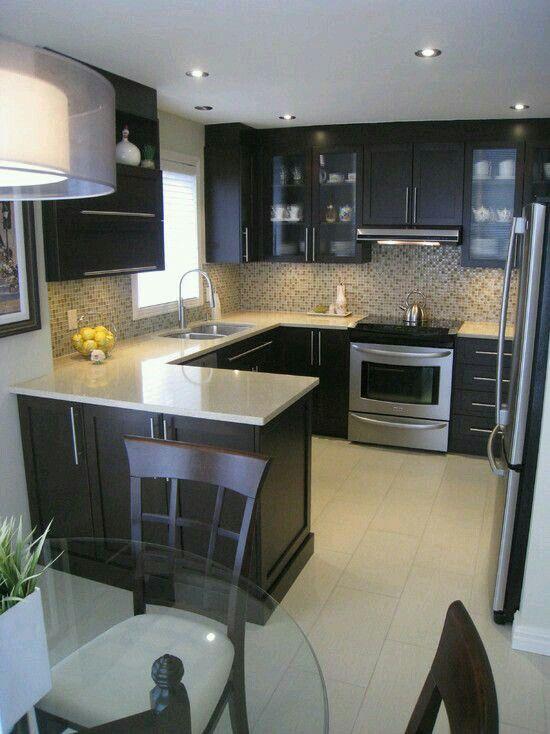 Ejemplos Fascinantes de Cocinas en U - Estreno Casa