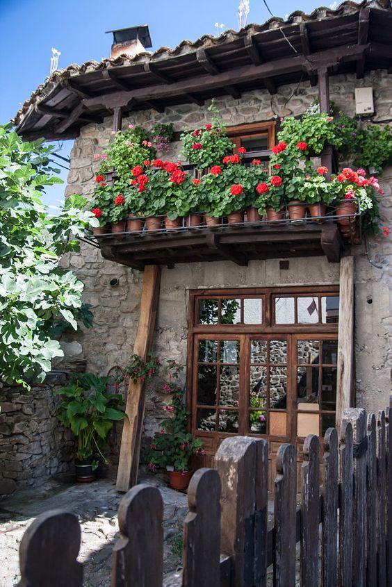 Fachadas de casas r sticas dise os que te encantar n - Fotos de fachadas rusticas ...