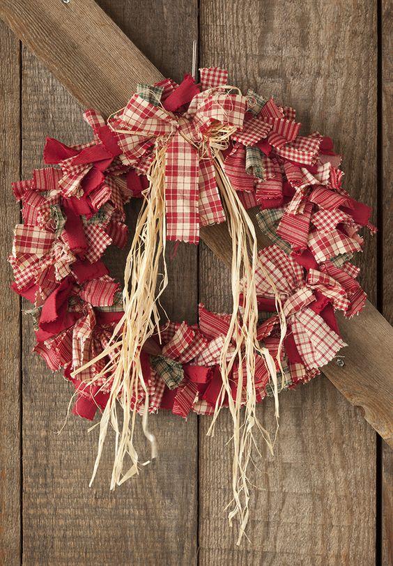 Decora estas fiestas con coronas de navidad y guirnaldas estreno casa - Guirnaldas navidad manualidades ...