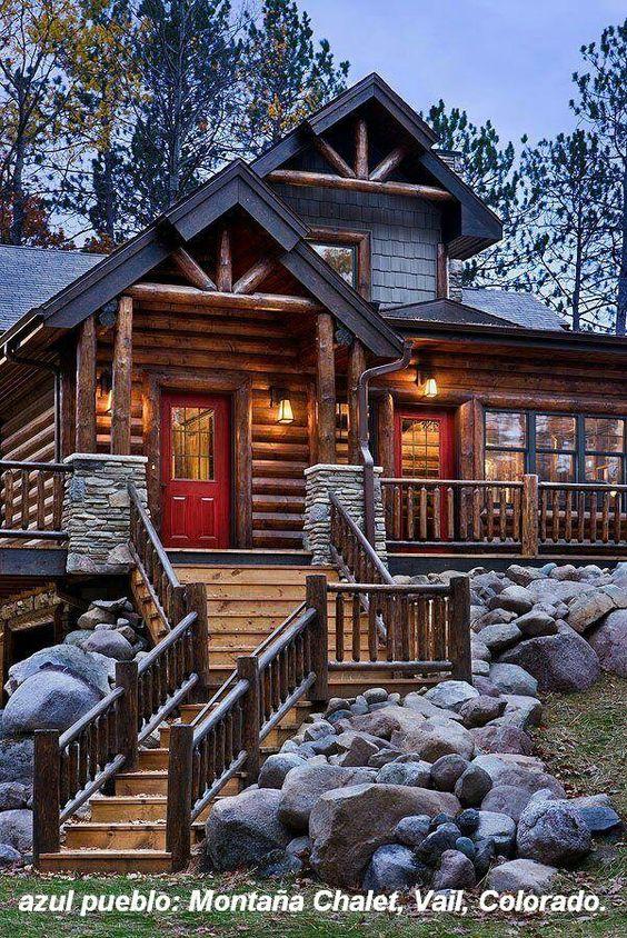 Fachadas de Casas Rústicas: Diseños que te Encantarán - Estreno Casa