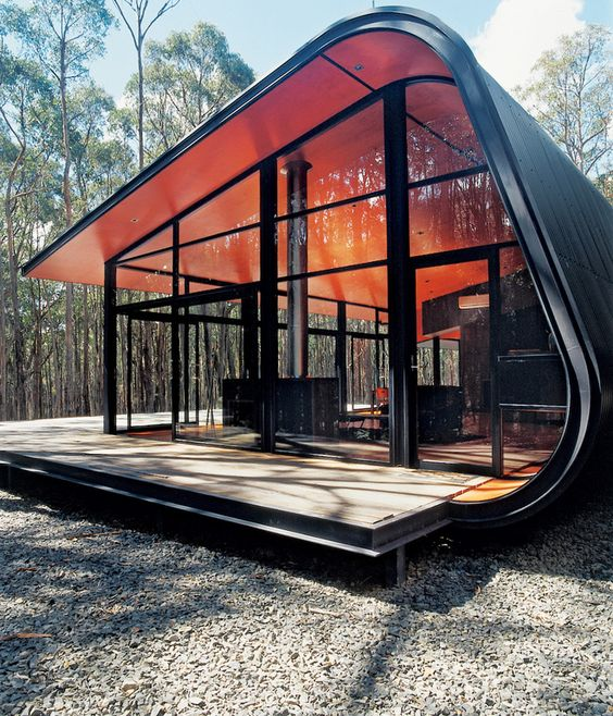 Hermosas fachadas de casas modernas 40 fotos estreno casa for Casas modernas y grandes