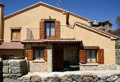 Algunas ideas de fachadas de casas de pueblo estreno casa - Casas de pueblo reformadas ...