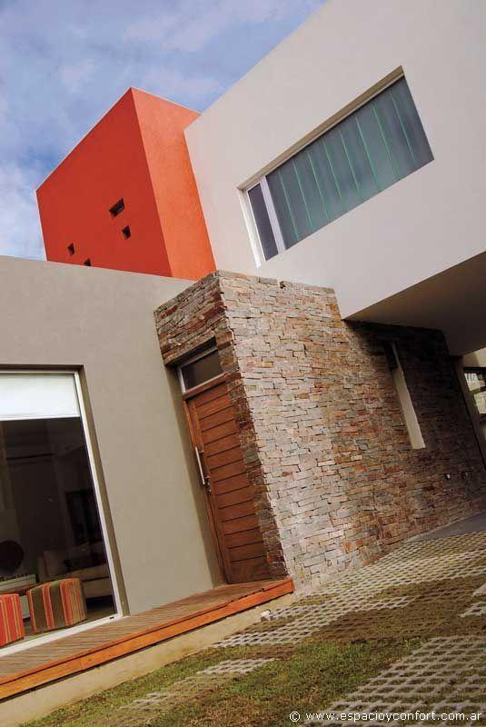 Fachadas de casas r sticas dise os que te encantar n - Colores de fachadas de casas rusticas ...