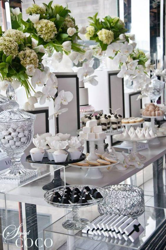 m s de 30 estilos de mesas de chuches para bodas estreno