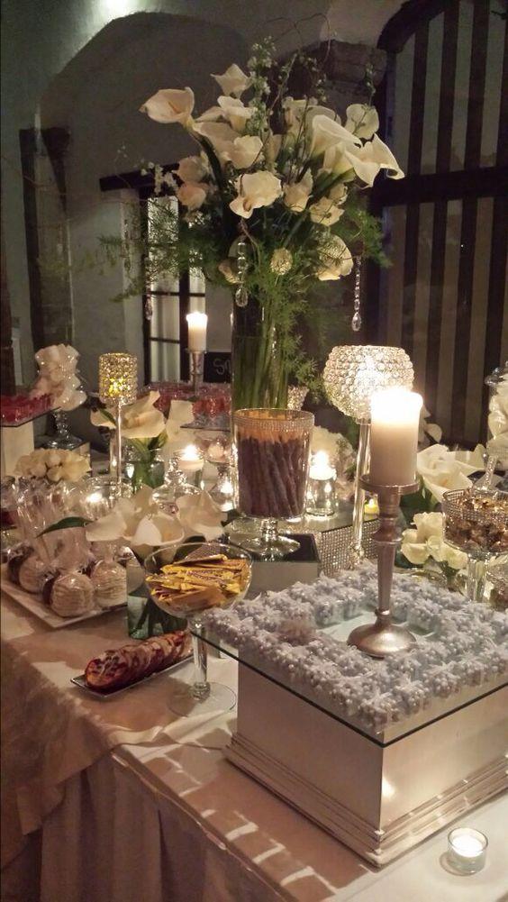 M s de 30 estilos de mesas de chuches para bodas estreno casa - Mesas de salon rusticas ...