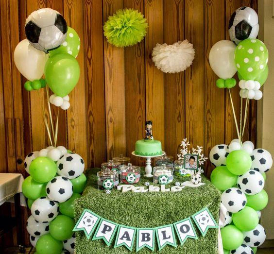 20 estilos de mesas de dulces para todas las ocasiones estreno casa - Como hacer una fiesta infantil economica ...