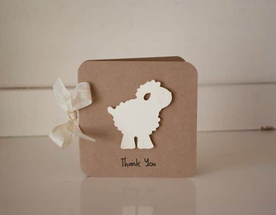 11 INVITACIONES BABY SHOWER RUSTICAS