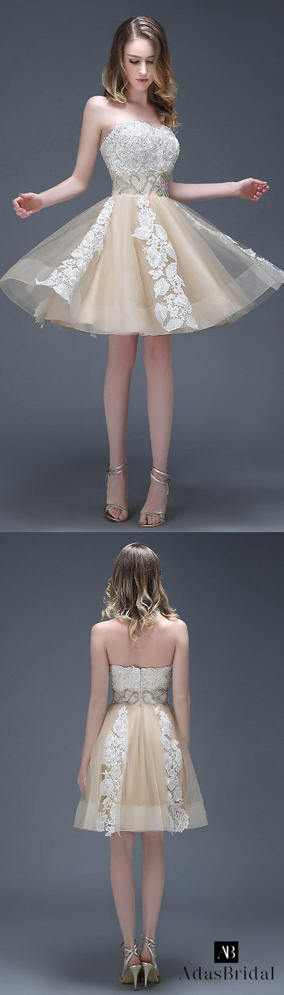 Los vestidos cortos mas hermosos