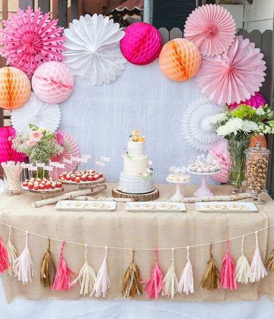 23 MESAS DULCES BABY SHOWER