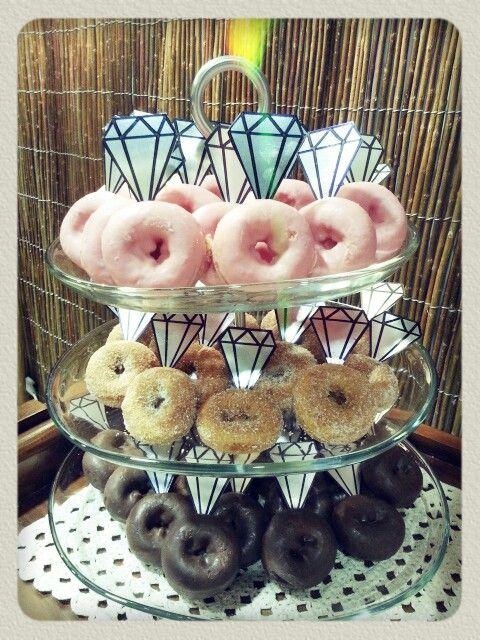 20 Estilos De Mesas De Dulces Para Todas Las Ocasiones Estreno Casa - Postres-para-mesa-de-dulces