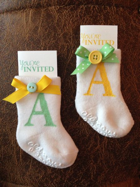 41 INVITACIONES BABY SHOWER MEDIAS