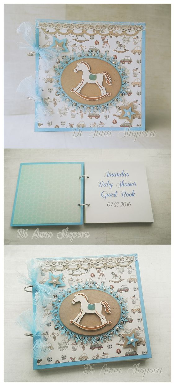 71 INVITACIONES BABY SHOWER SHABBY CHIC