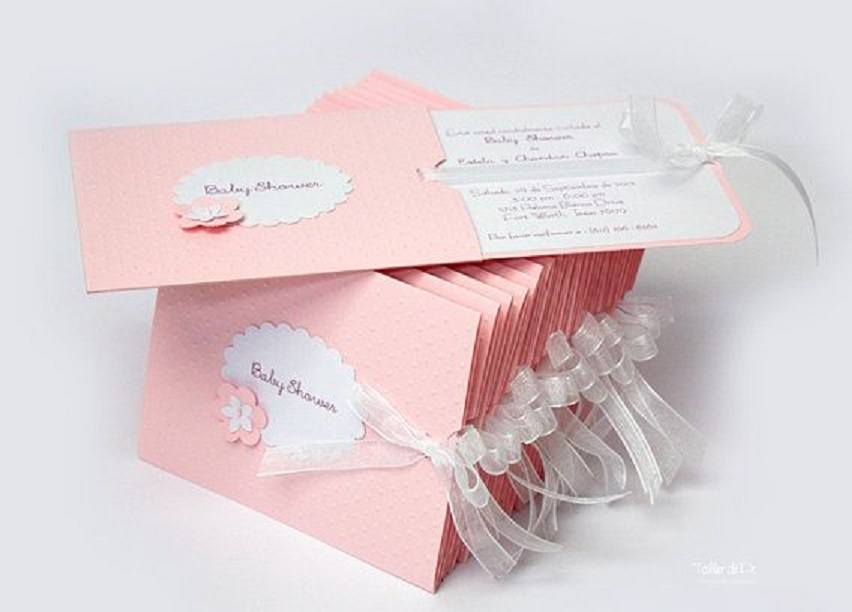 80 Ideas De Invitaciones Para Baby Shower Imperdibles