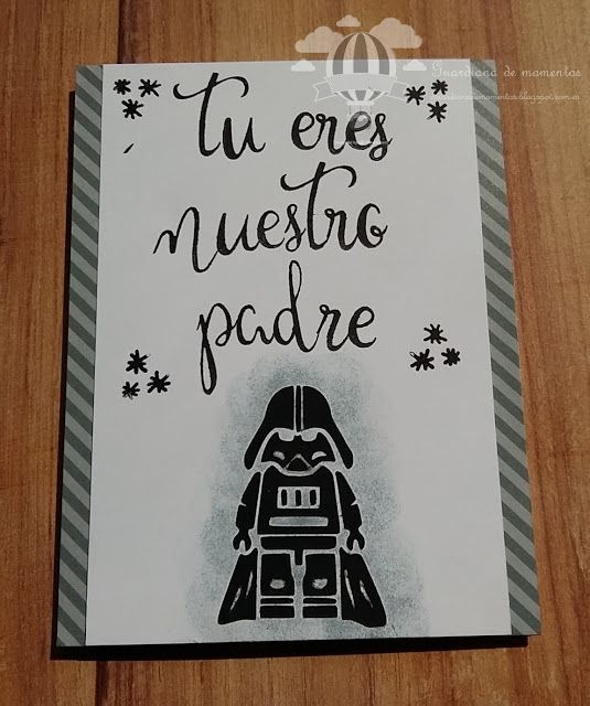 regalo inspirado en star wars