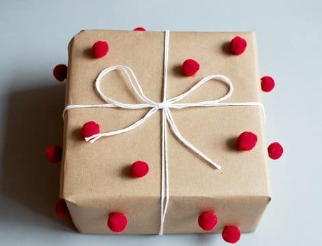 45 ideas para envolver regalos originales y sorprender for Ideas para envolver regalos