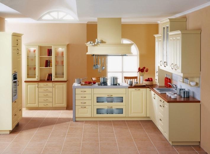 Fabulosos colores para cocinas que la petar n el 2018 estreno casa - Cocinas con colores vivos ...