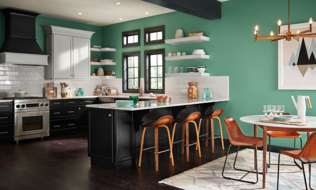 Colores Para Cocina | Fabulosos Colores Para Cocinas Que La Petaran El 2018 Estreno Casa