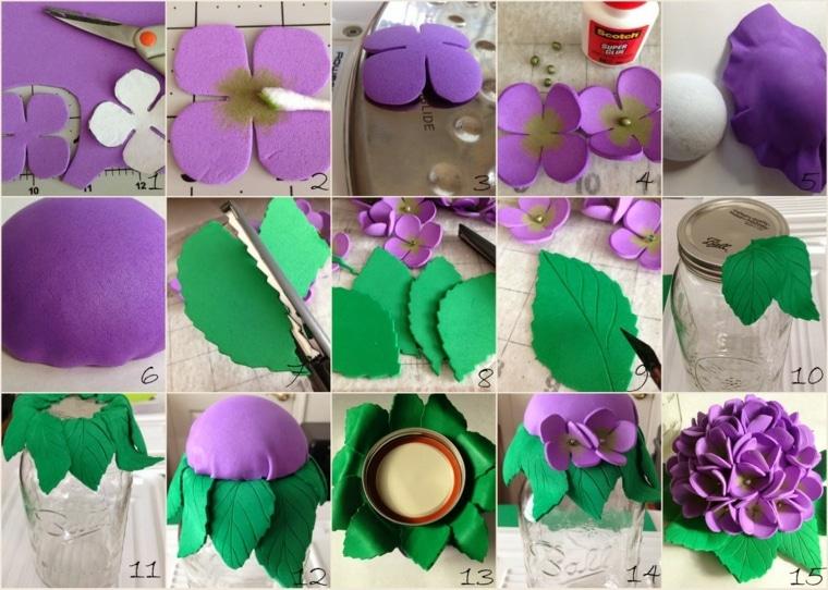 Lo Que Debes Saber Acerca De Como Hacer Flores De Goma Eva Estreno