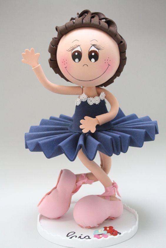 muñeca fofucha