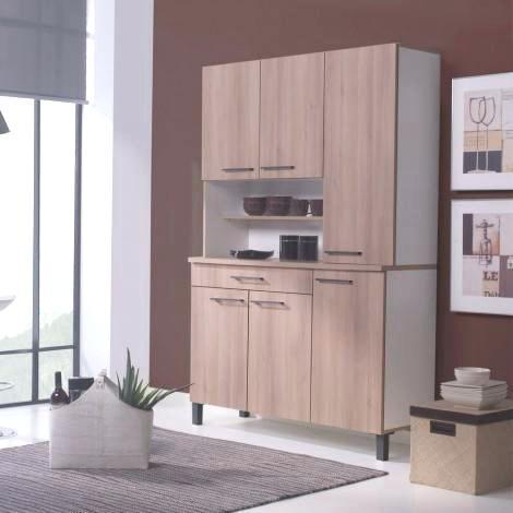 Nuestra selecci n del cat logo de cocinas de conforama for Mueble auxiliar cocina conforama