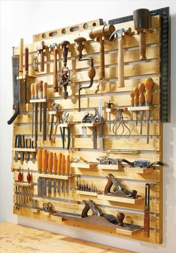 Mas De 30 Ideas De Decoracion Con Palets De Madera Estreno Casa - Ideas-decoracion-con-palets