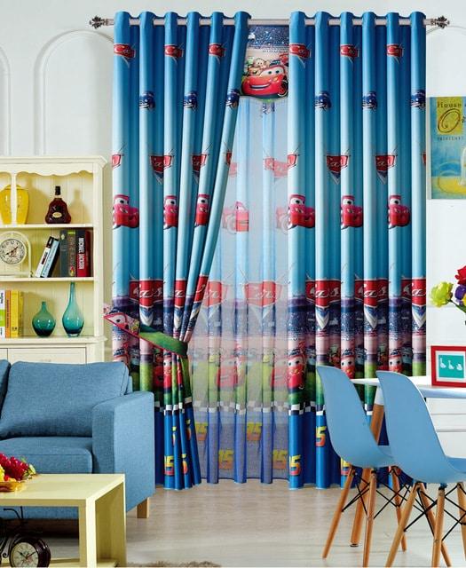 30 estores y cortinas infantiles que te van a encantar - Cortinas infantiles barcelona ...