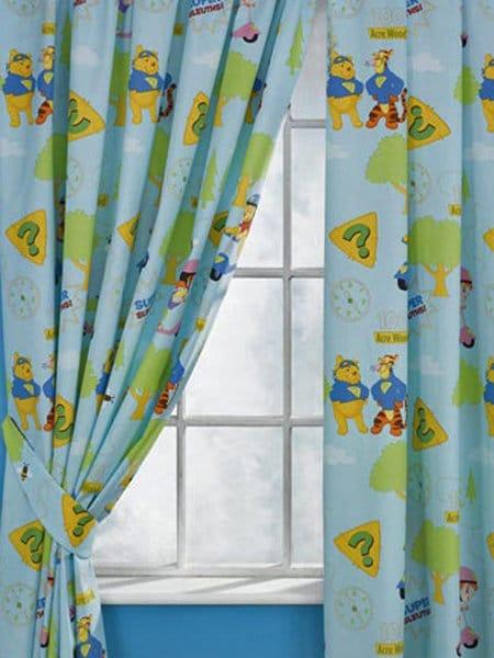30 estores y cortinas infantiles que te van a encantar for Cortinas habitacion bebe