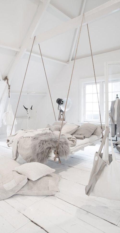 Lo antiguo siempre vuelve ideas para dormitorios vintage - Dormitorios vintage blanco ...