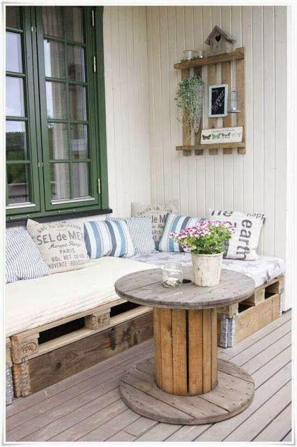 Cómo Decorar Una Terraza Chill Out Con Estilo Estreno Casa